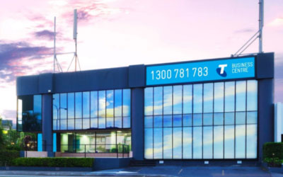 TLS Marketing - Telstra Business Centre Gold Coast