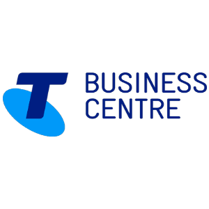 Telstra Business Centre Logo